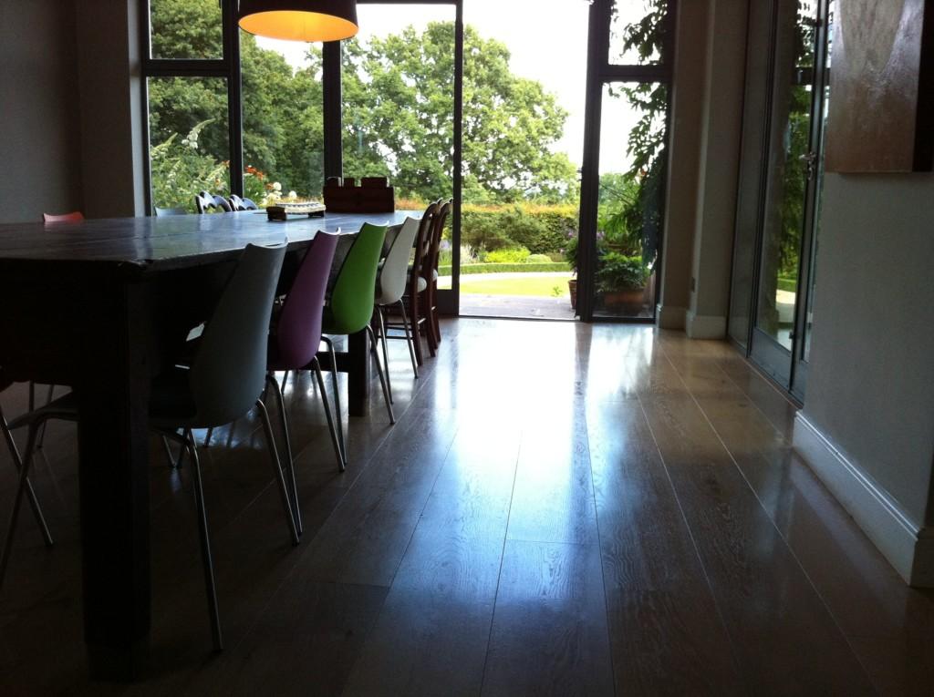 Wood Floor Polishing Services Ltd