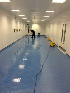 Vinyl Floor Cleaner Maintenance Weybridge Surrey Sussex Hampshire Kent