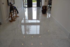 Marble Floor Cleaner Polisher Oxshott Surrey