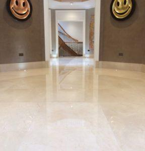 Marble Floor Cleaner, St Georges Hill, Weybridge, Esher, Surrey