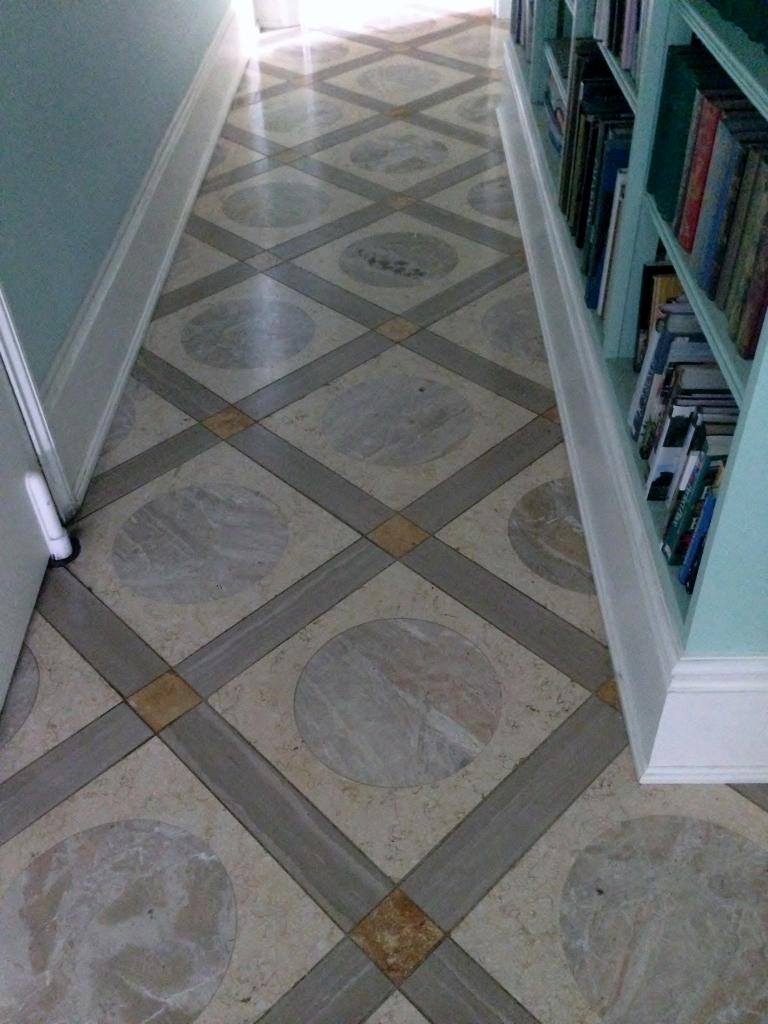 Marble Floor Restoration : Marble floor restoration hampshire