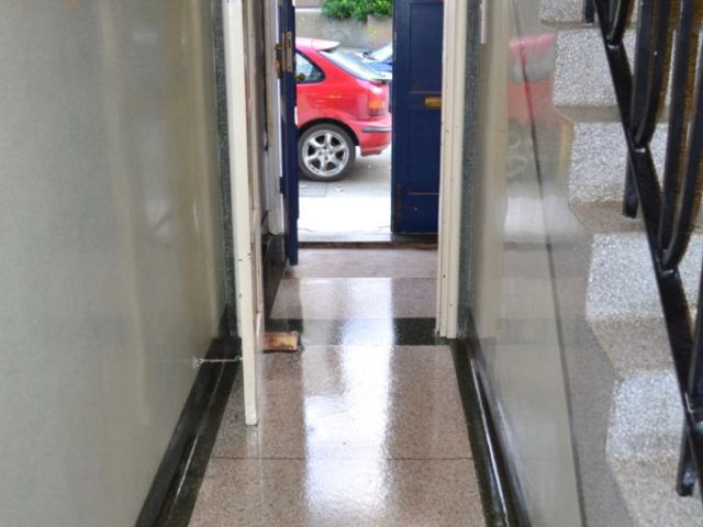How to clean restore Terrazzo stairs and floors East Sussex Surrey Hampshire Kent