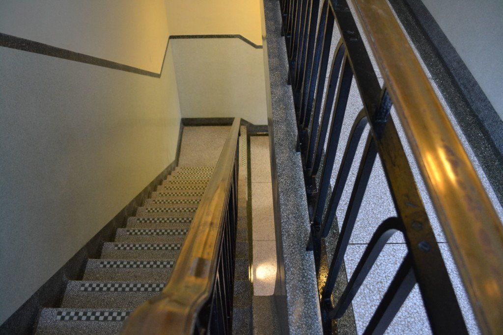 Terrazzo stair restoration cleaner cleaning company East Sussex Surrey Hampshire Kent