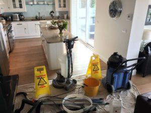 Wood Floor Cleaner Maintenance Brighton Hove Sussex