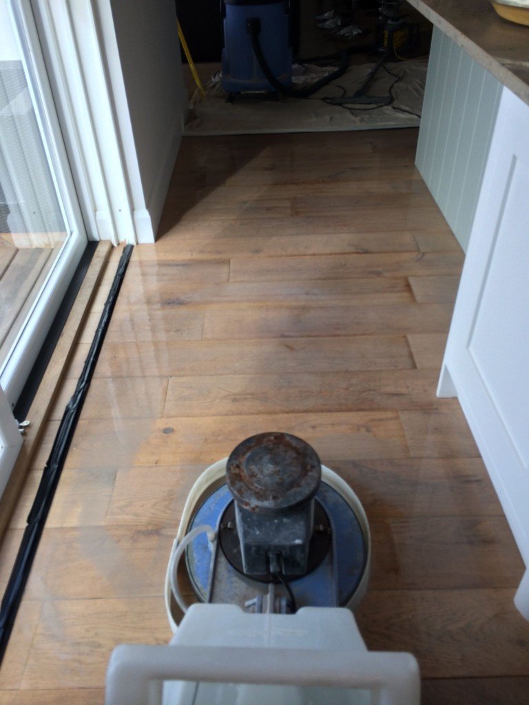 Wood floor cleaner polisher brighton hove east sussex for Wood floor disinfectant
