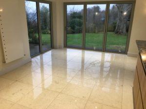 Limestone Floor Cleaner Andover Hampshire Surrey Sussex