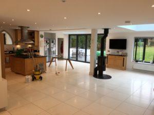 Limestone Floor Cleaner Basingstoke Hampshire