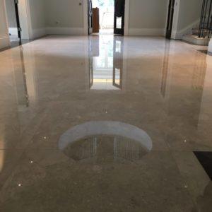 Limestone Floor Cleaner St Georges Hill, Esher, Bagshot, Dorking Surrey Sussex