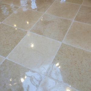 Limestone Kitchen Floor Cleaner Hove East Sussex
