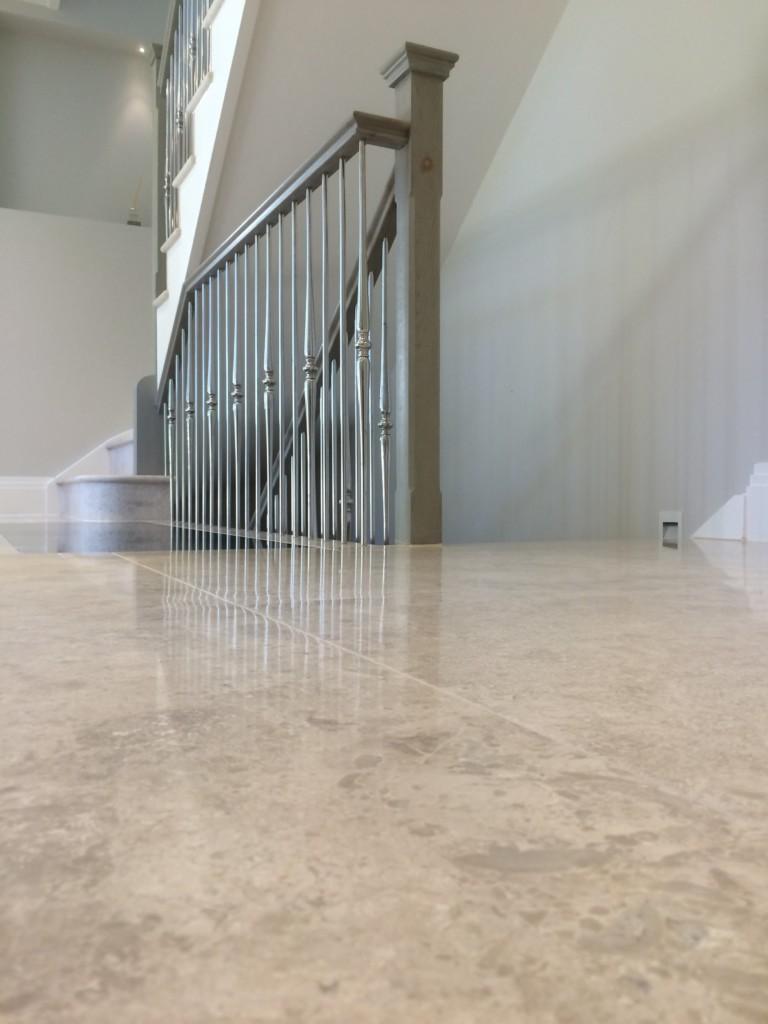 Limestone Floor Cleaner Cleaning Polisher Sealer - Virginia Water