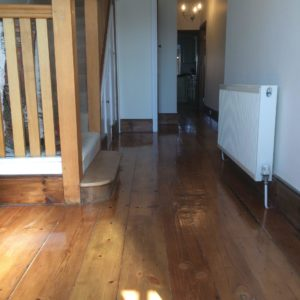 Oak floor cleaner cleaning polisher polishing waxing Worthing West Sussex