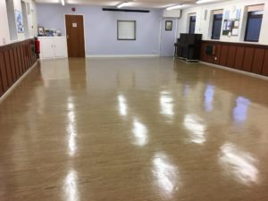 Vinyl floor cleaner cleaning polishing polisher stripping sealing Eastbourne East Sussex