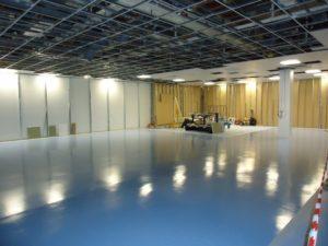 Vinyl floor cleaning cleaner sealing sealer washing Surrey Hampshire Kent Sussex