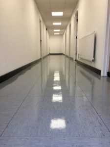 Vinyl floor cleaner cleaning stripping sealing washing Surrey Kent Sussex Hampshire Oxfordshire