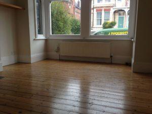 Oak wood floor cleaning polishing waxing Brighton East Sussex