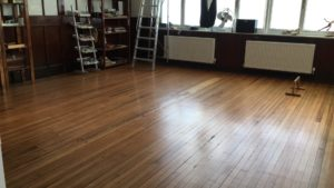 Wood floor cleaning polishing Brighton Hove East Sussex