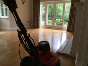 Laminate floor cleaning and polishing Brighton and Hove East Sussex