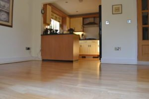 Laminate floor cleaning sealing polishing buffing Brighton East Sussex