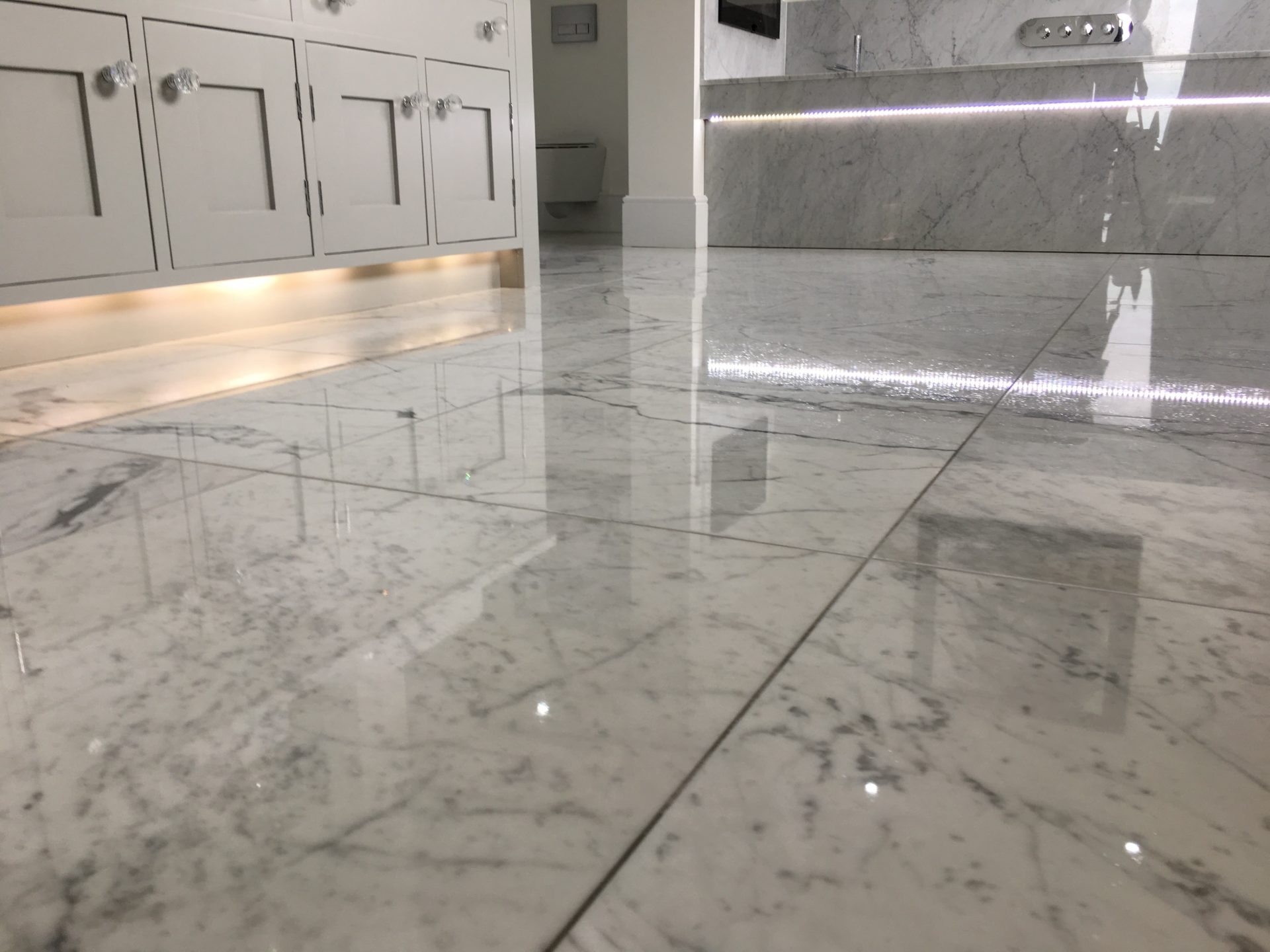 Marble Floor Cleaning Polishing Sealing - Brighton & Hove